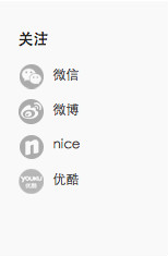 share wechat qrcode on website